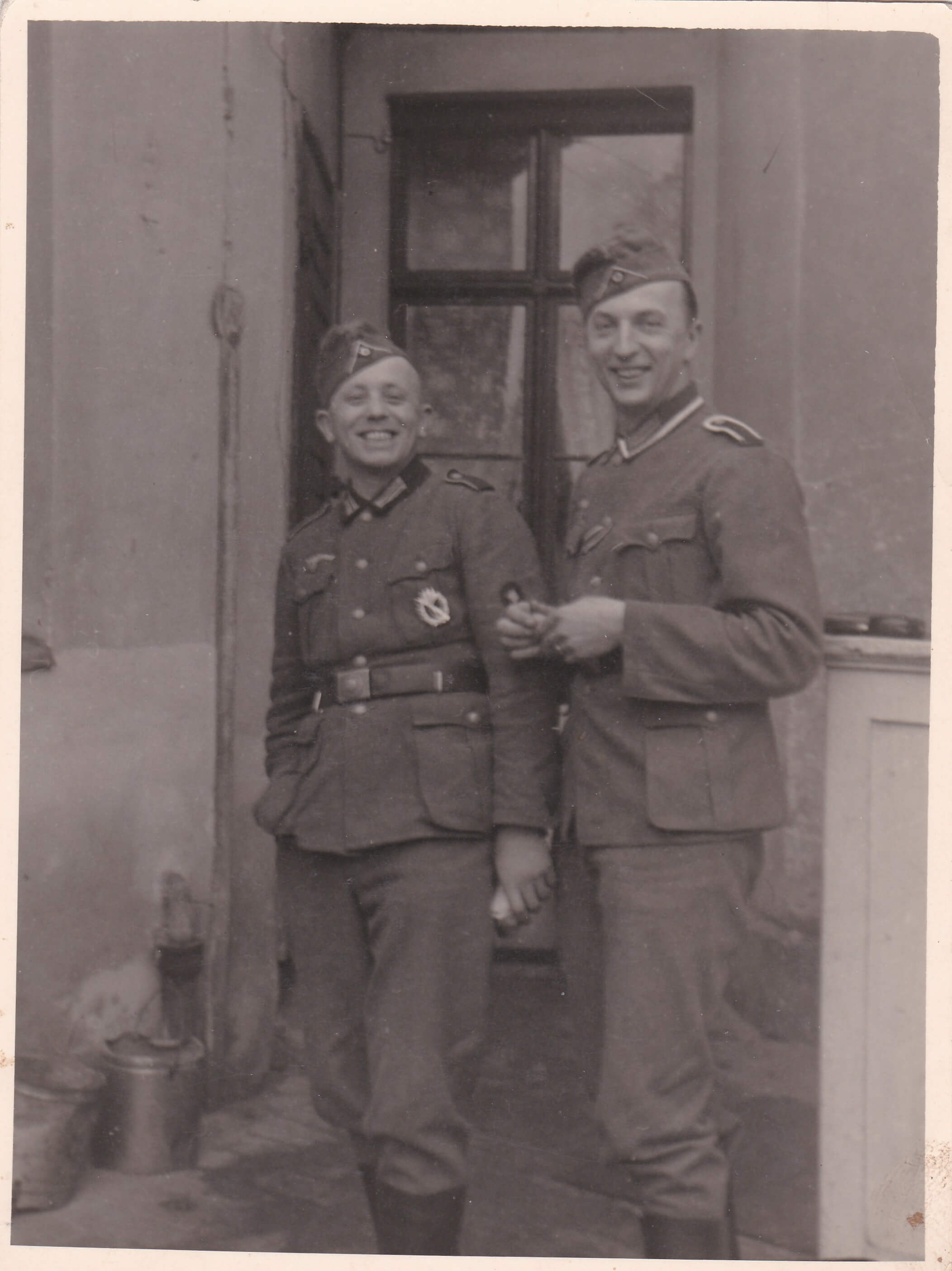 Duitse soldaat wehrmacht Wolfgang wo2