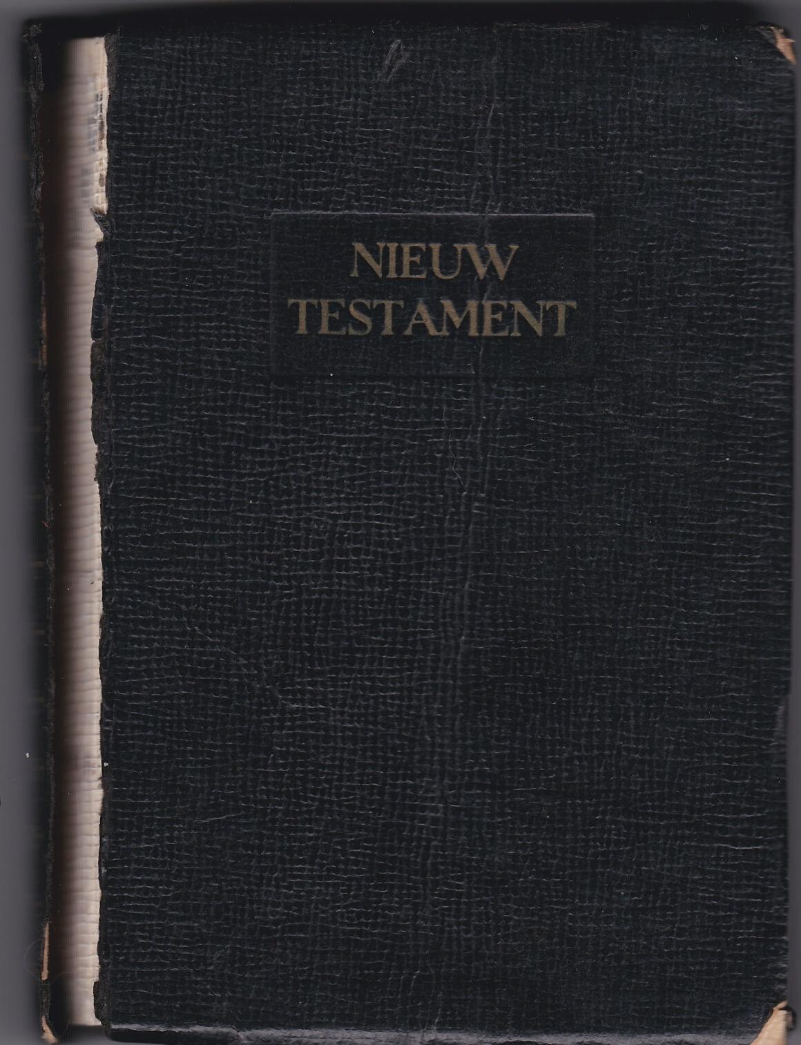 Nederlands bijbel genootschap 1940