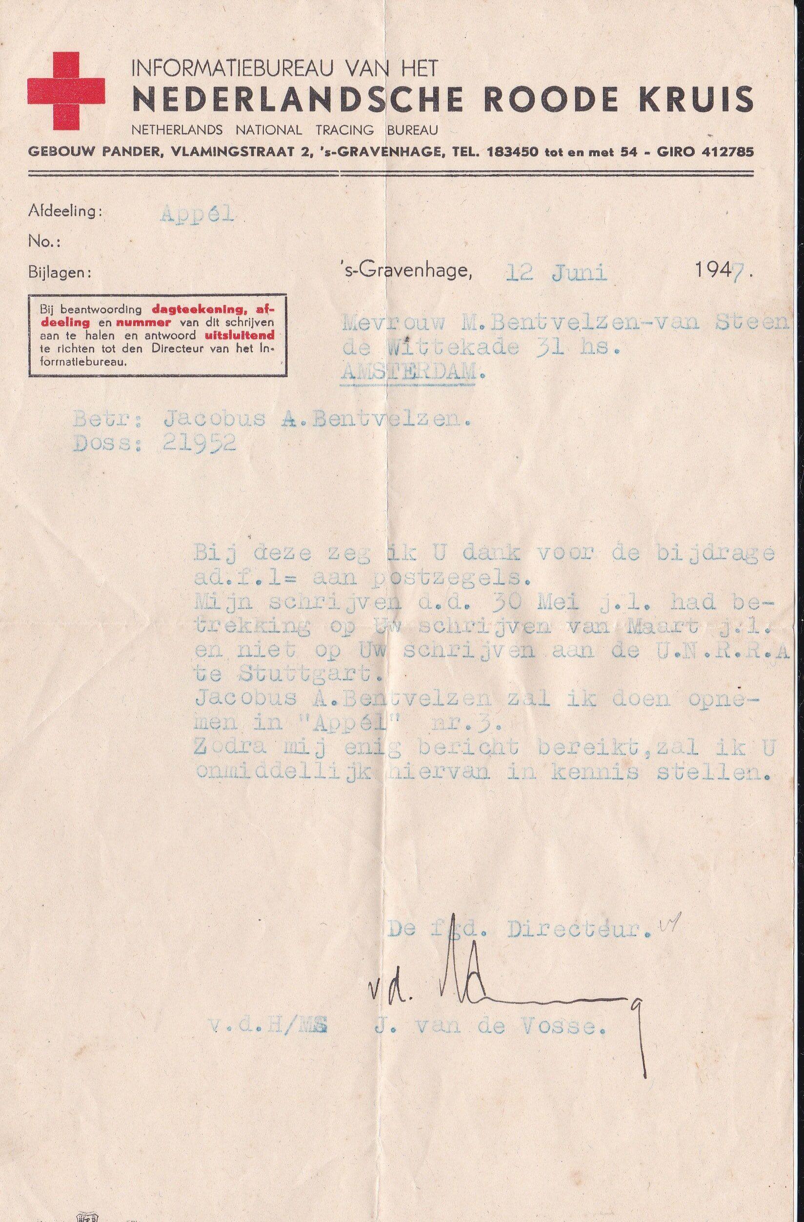 Nederlandsche roode kruis wo2 Concentratiekamp Neuengamme