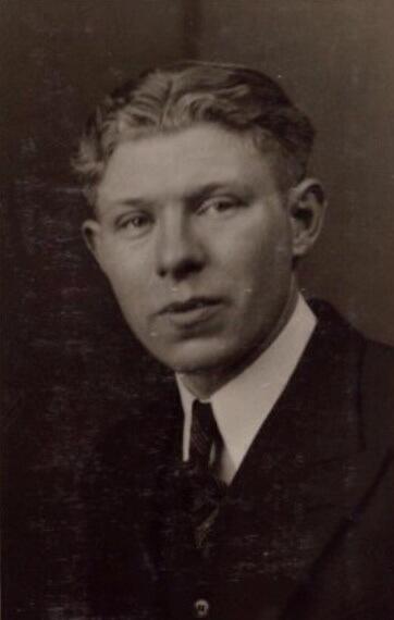 Gerard Schuurman verzetsman