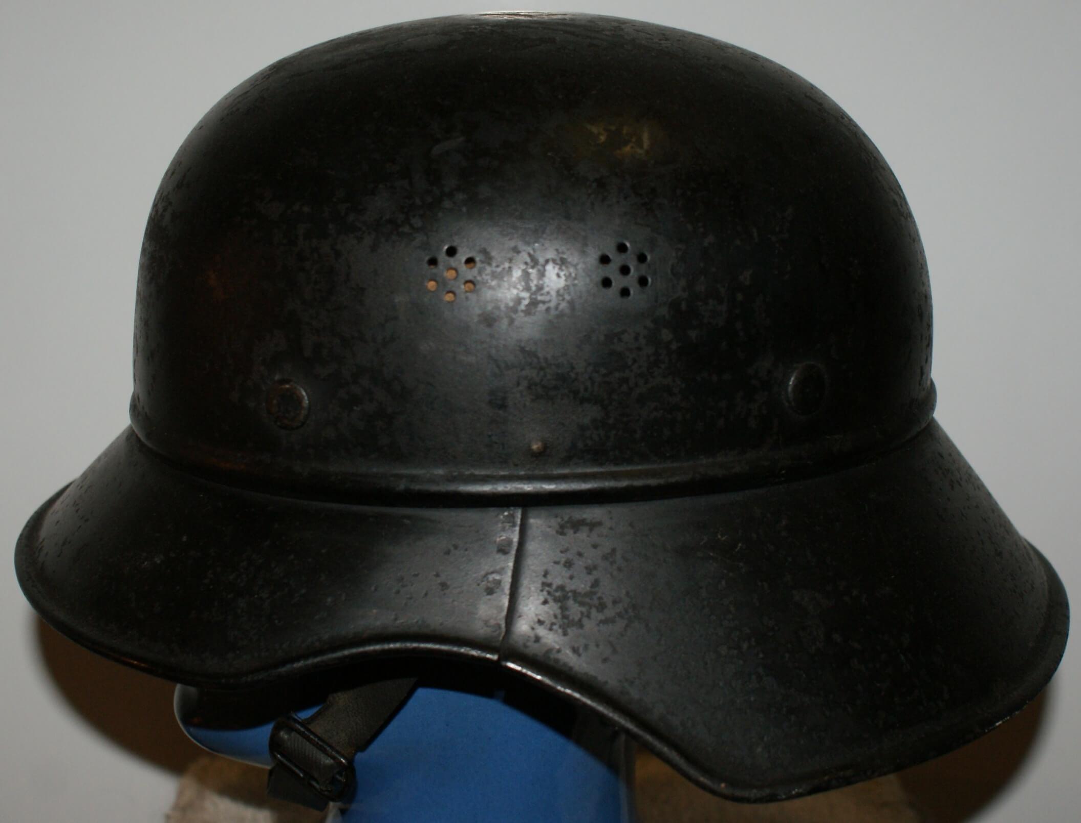 Duitse helm wo2 Luftschutz