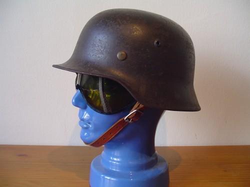 Duitse helm wo2 de tweede wereldoorlog