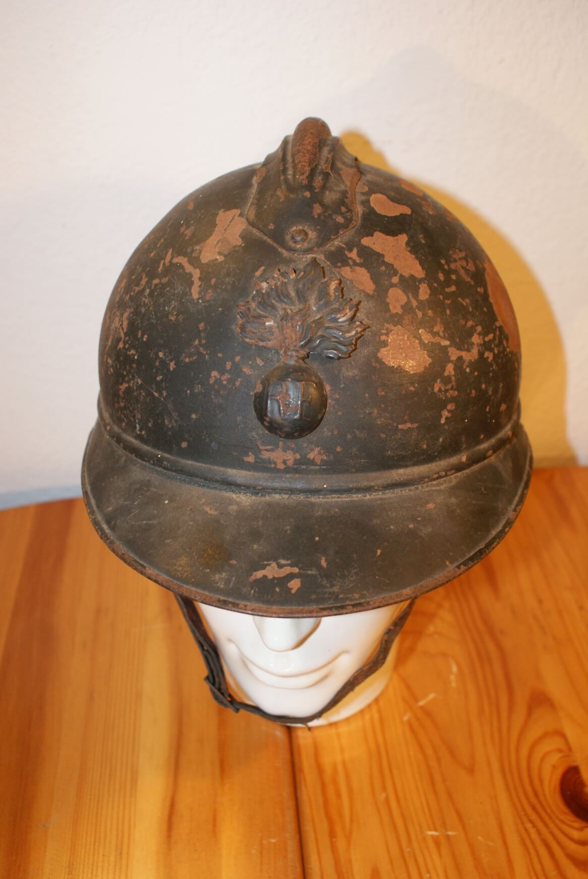 Franse helm Adrian m15