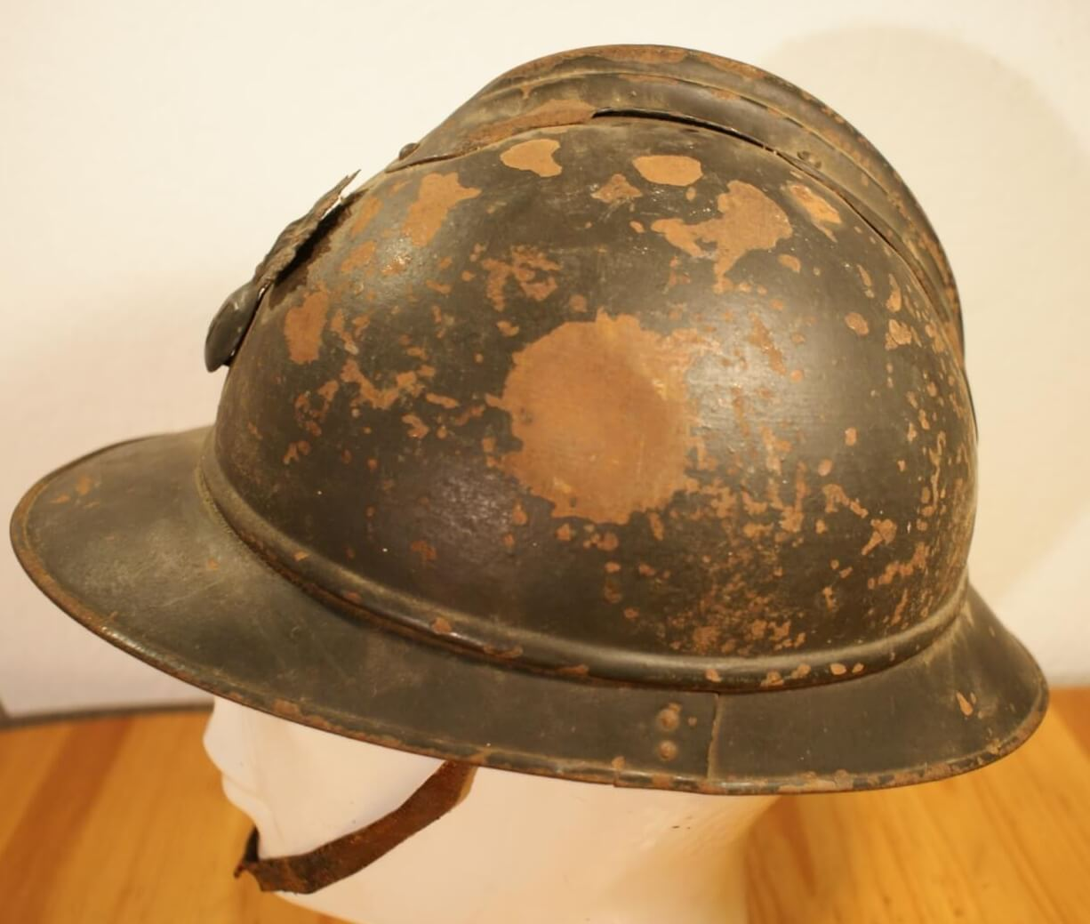 Franse helm m15 horizon bleu