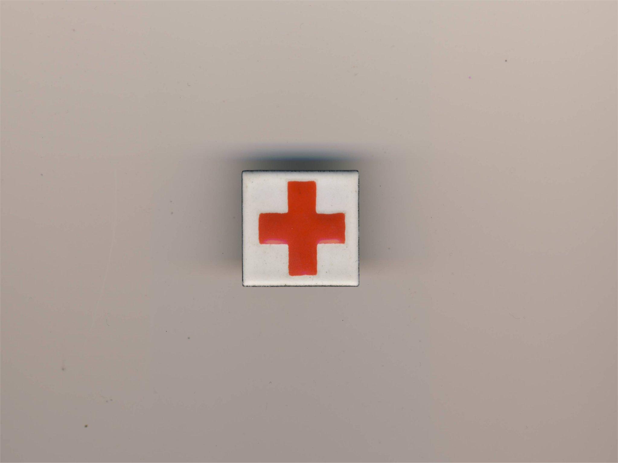 Insigne Nederlands geneeskundige troepen speldje van het Nederlandse leger uit de tweede wereldoorlog insigne mobilisatie periode 1939 1940
