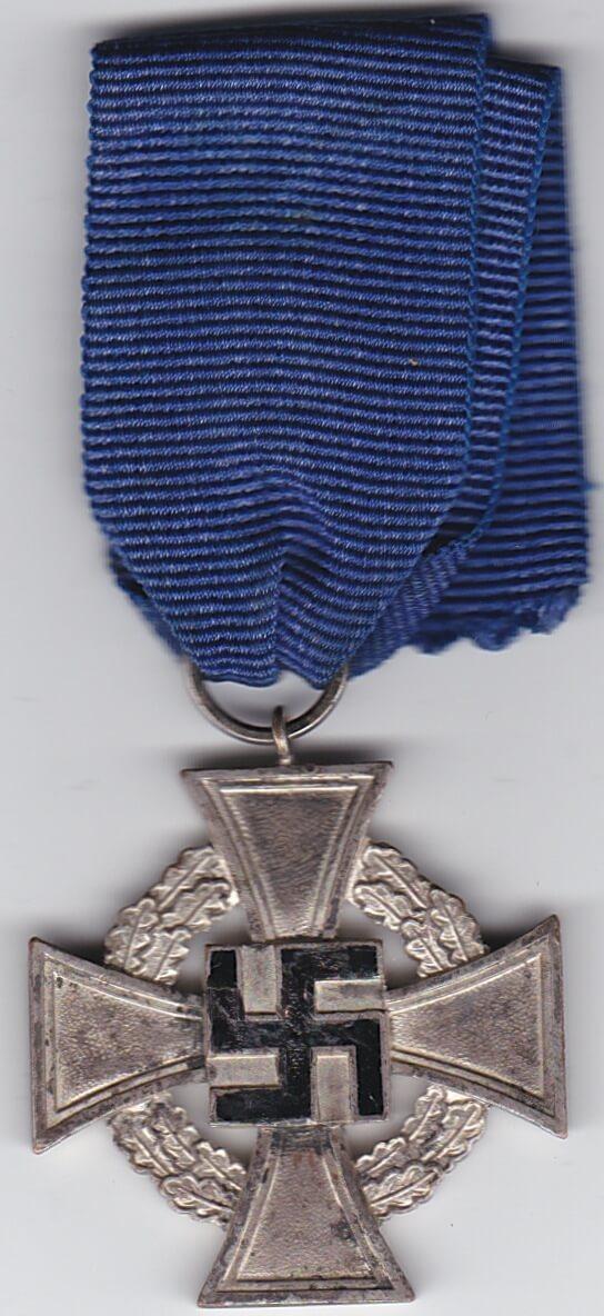 Medaille für treue Dienste Wo2