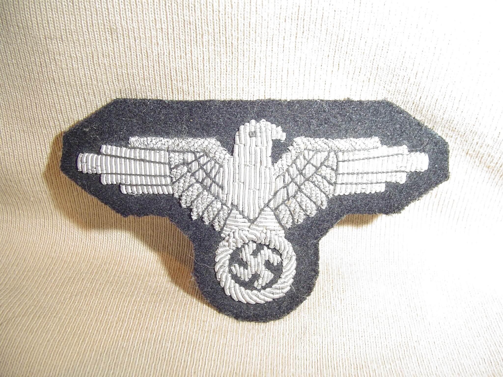 SS mouw insigne
