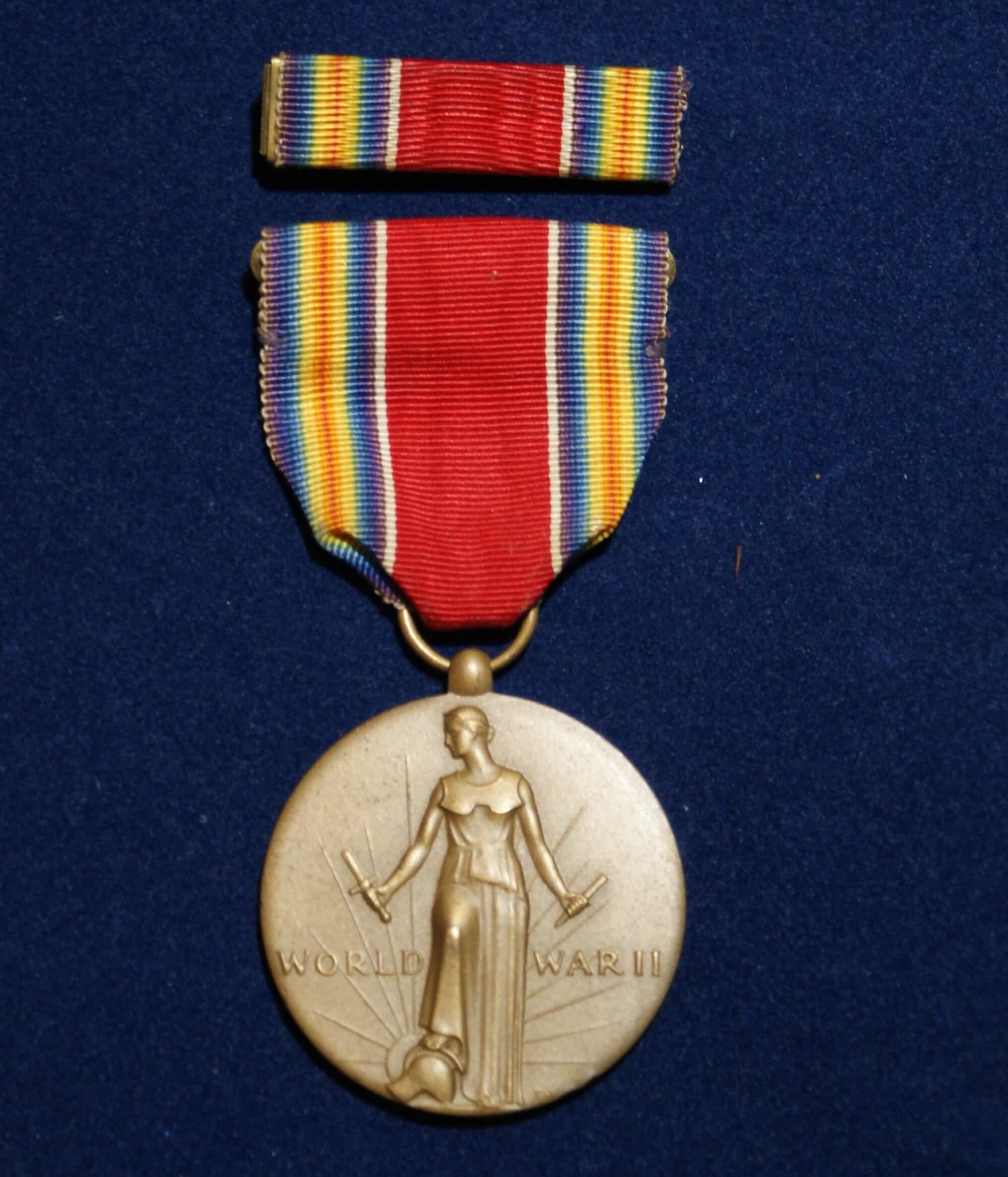 U.S.A. Victory medaille uit de tweede wereldoorlog wo2