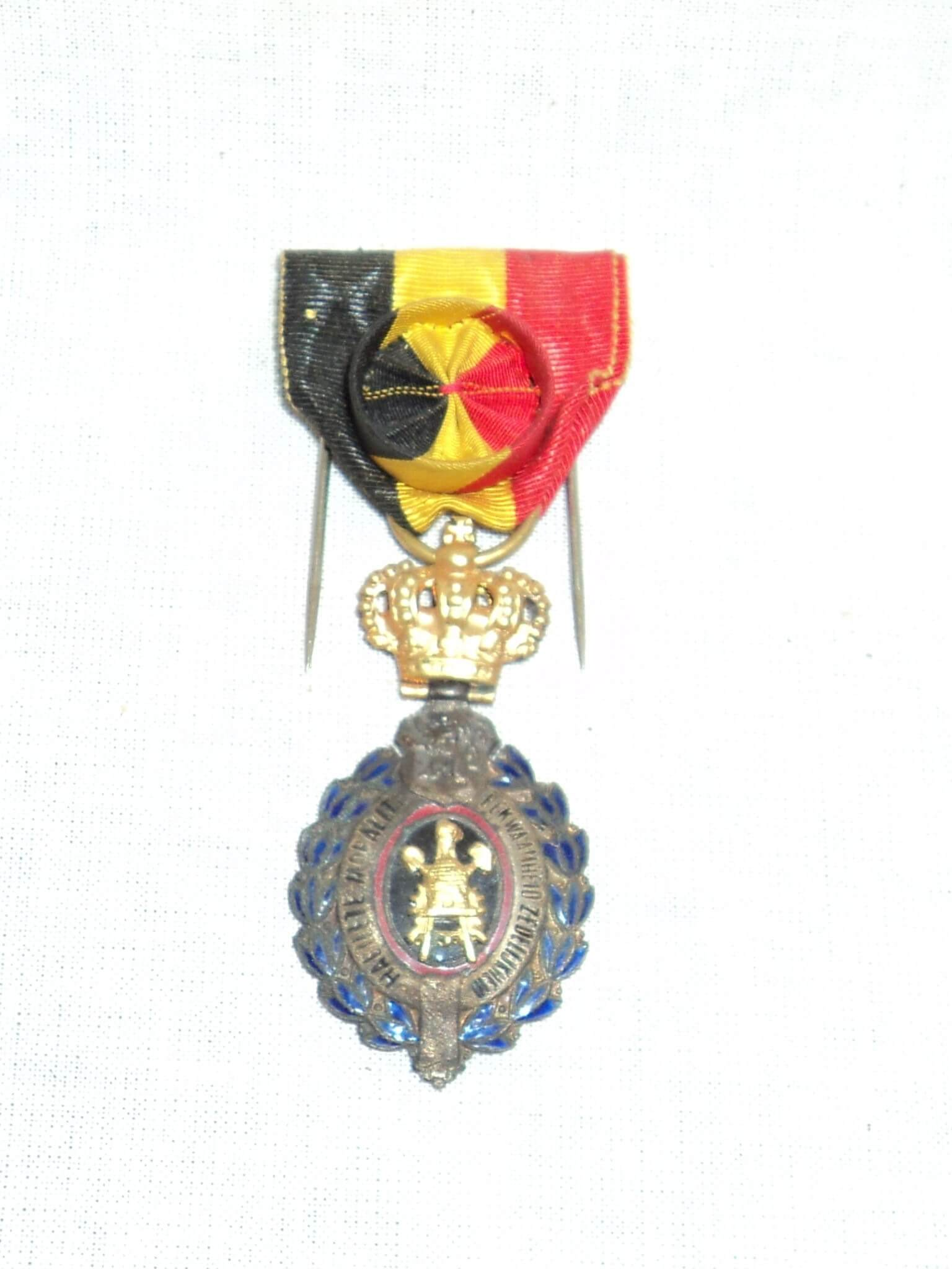Belgische Leopold medailles de tweede wereldoorlog