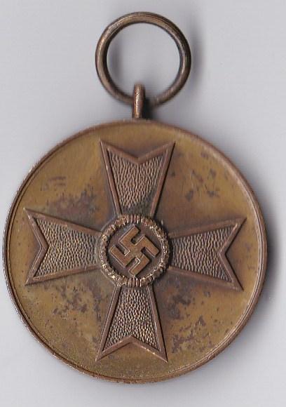 Onderscheiding Fur kriegsverdienst 1939