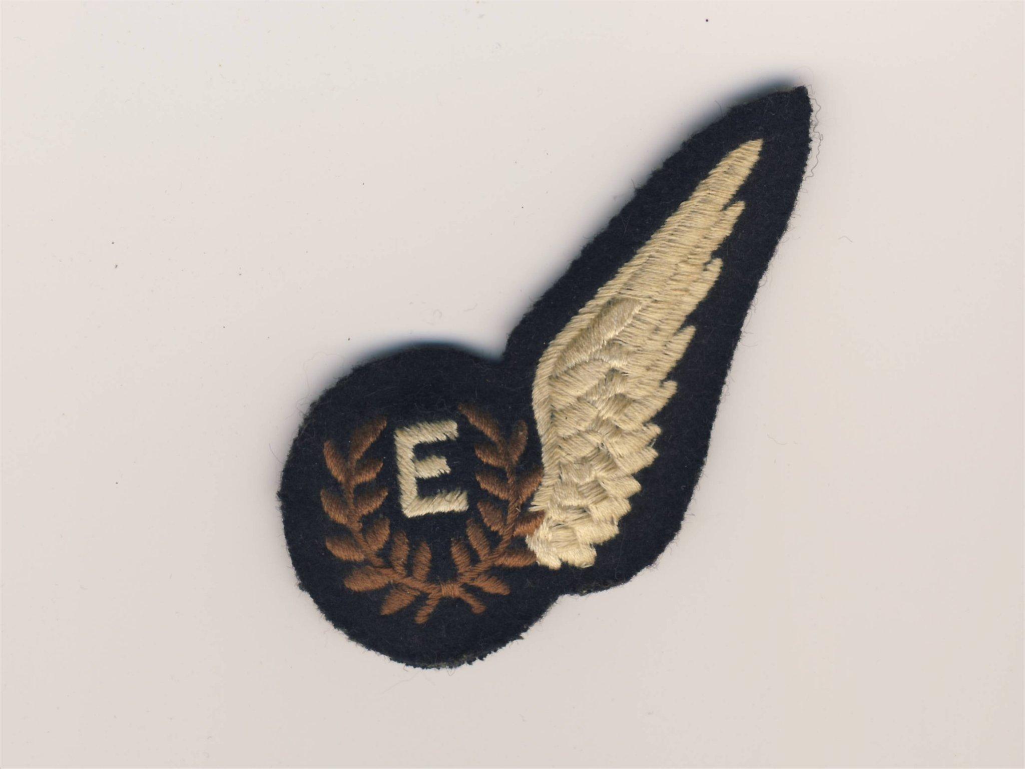 Wo2 RAF wing engineer uit de tweede wereldoorlog
