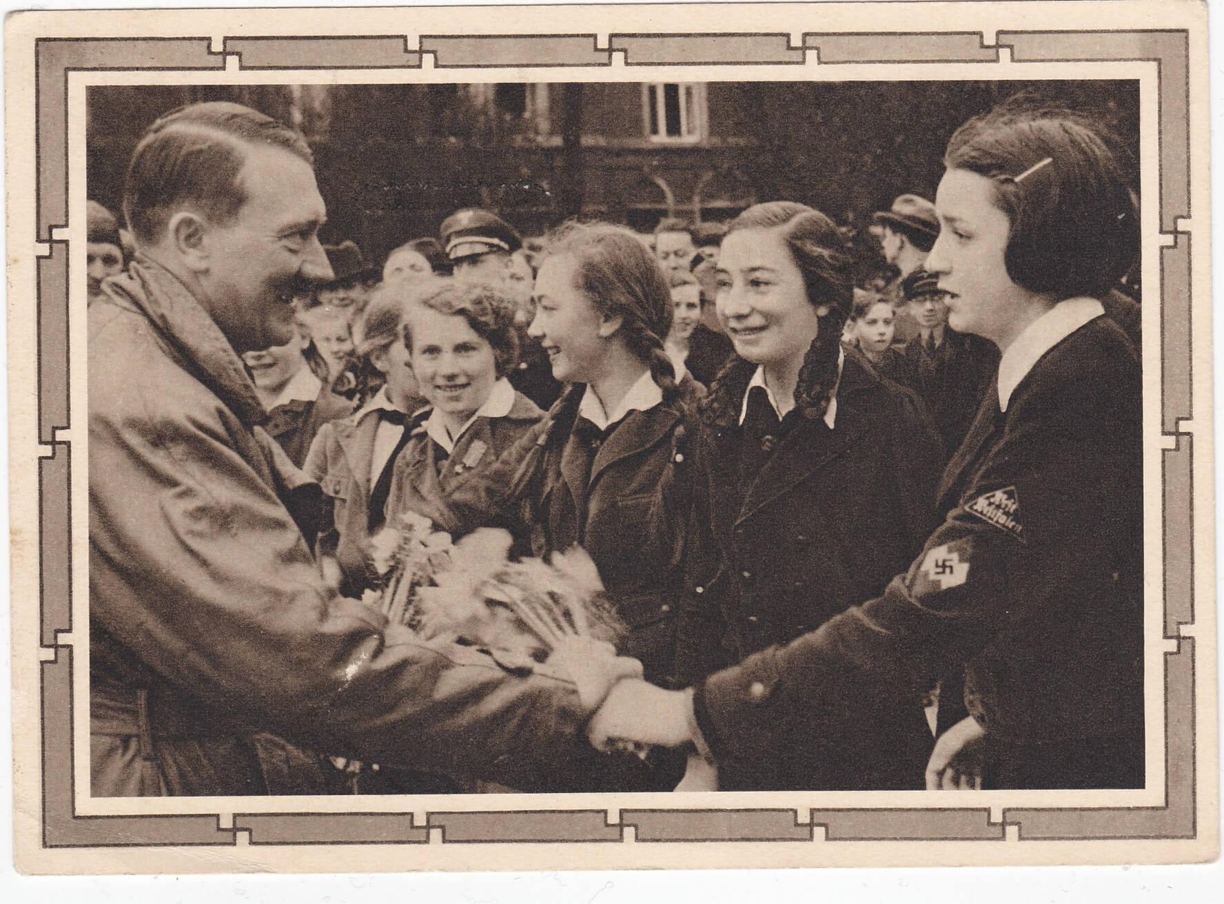 Hitler BDM Bund Deutscher Madeln