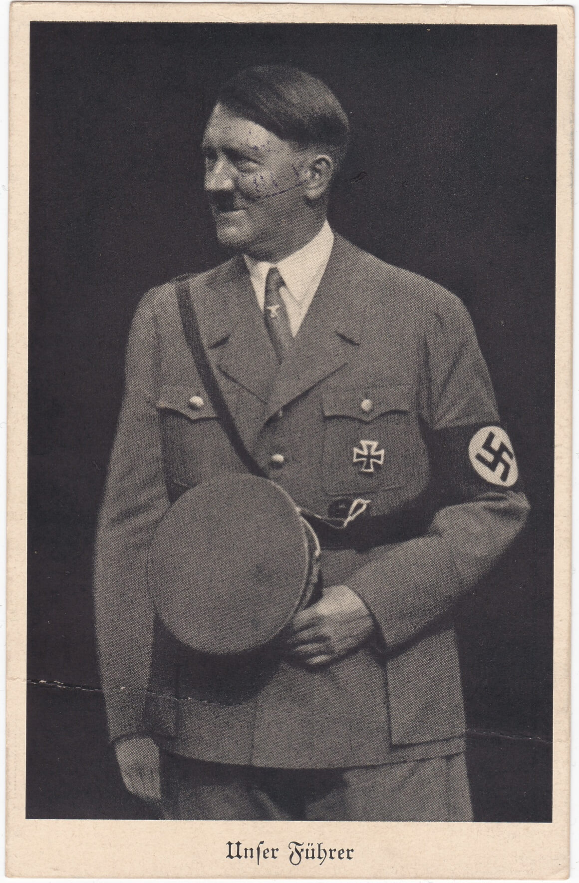Adolf Hitler propaganda foto