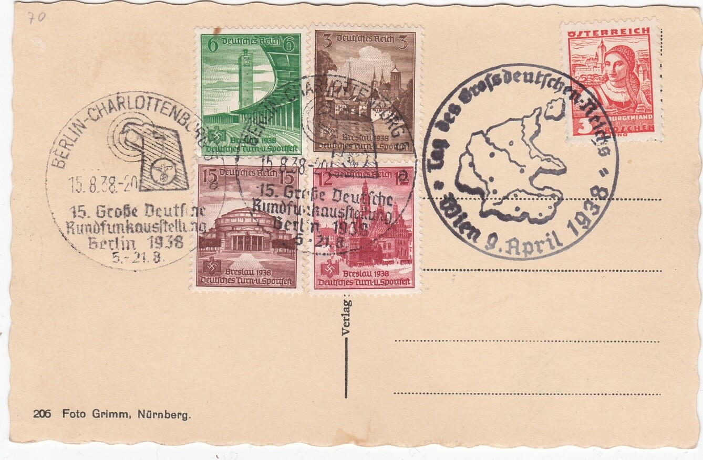 Große Deutsche rundfunkausstellung 1938