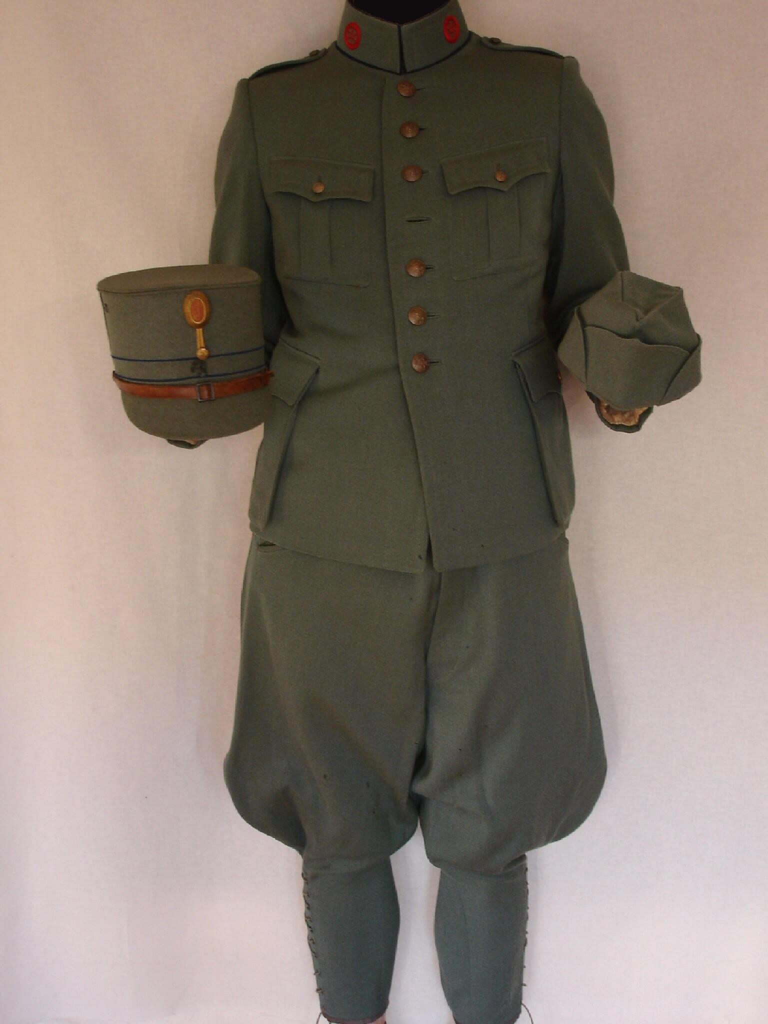 Nederlands Uniform uit De Tweede Wereldoorlog 1940 wo2 Chauffeur
