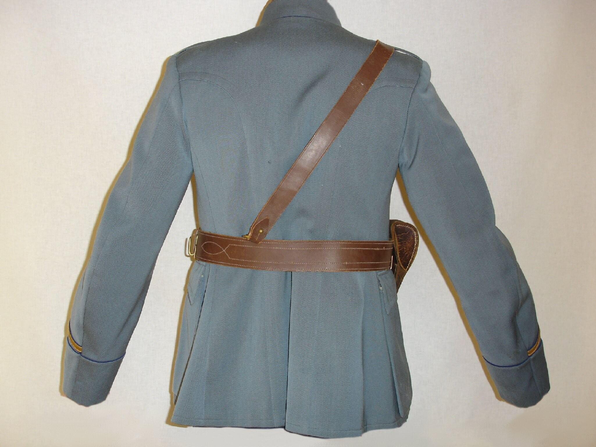 Nederlands uniform 1940 uit de tweede wereldoorlog Genie