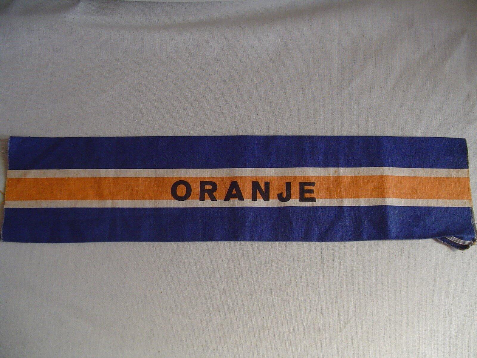 Nederlandse armband bs binnenlandse strijdkrachten 1945