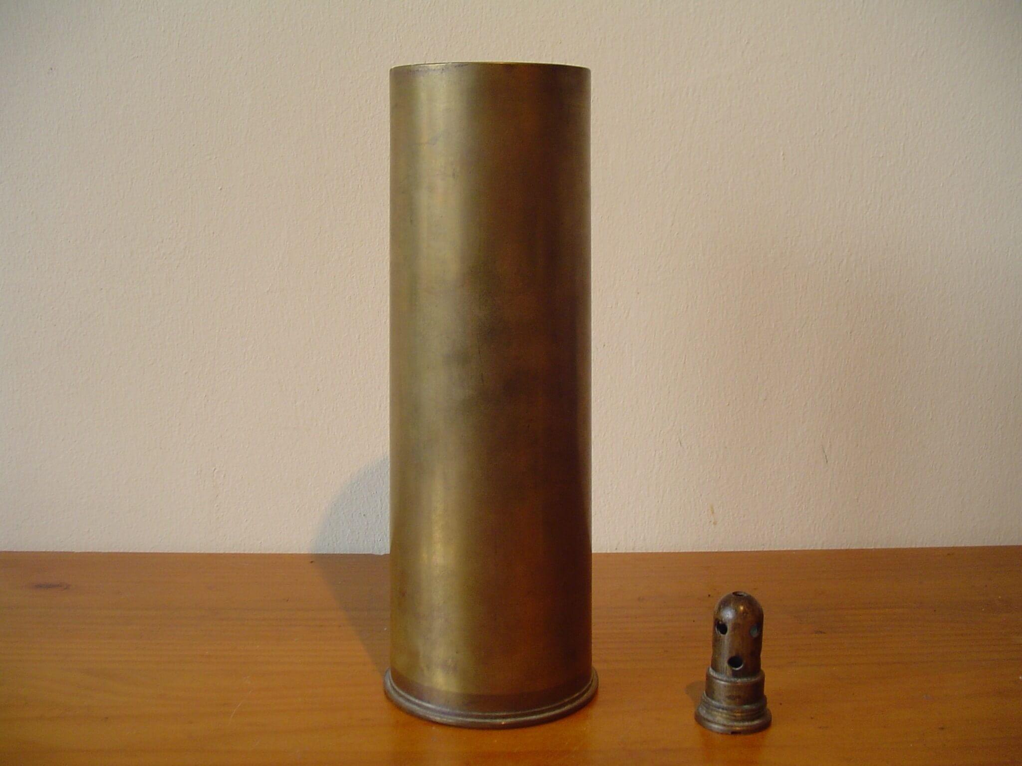 Engelse granaat huls wo2 de tweede wereldoorlog