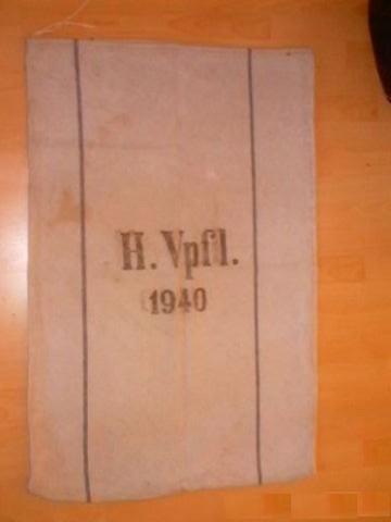 Duitse Postzak uit onze Wo2 verzameling