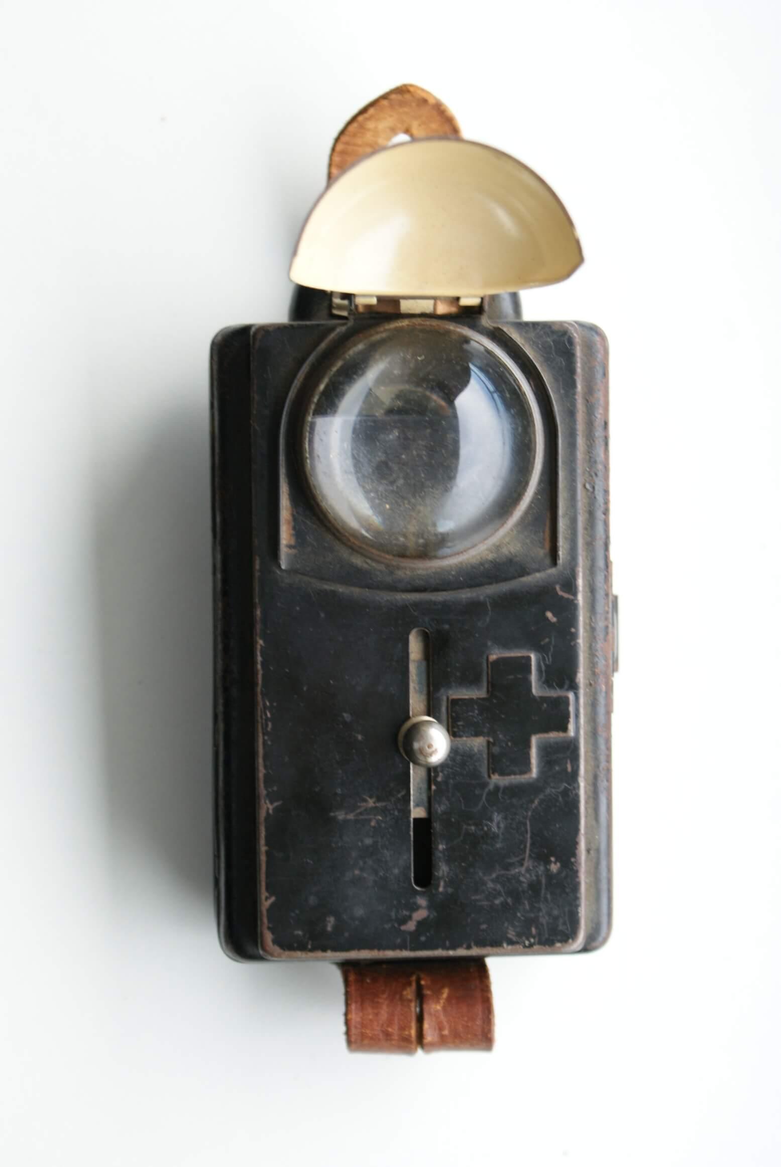 Duitse zaklamp sanitäter wo2