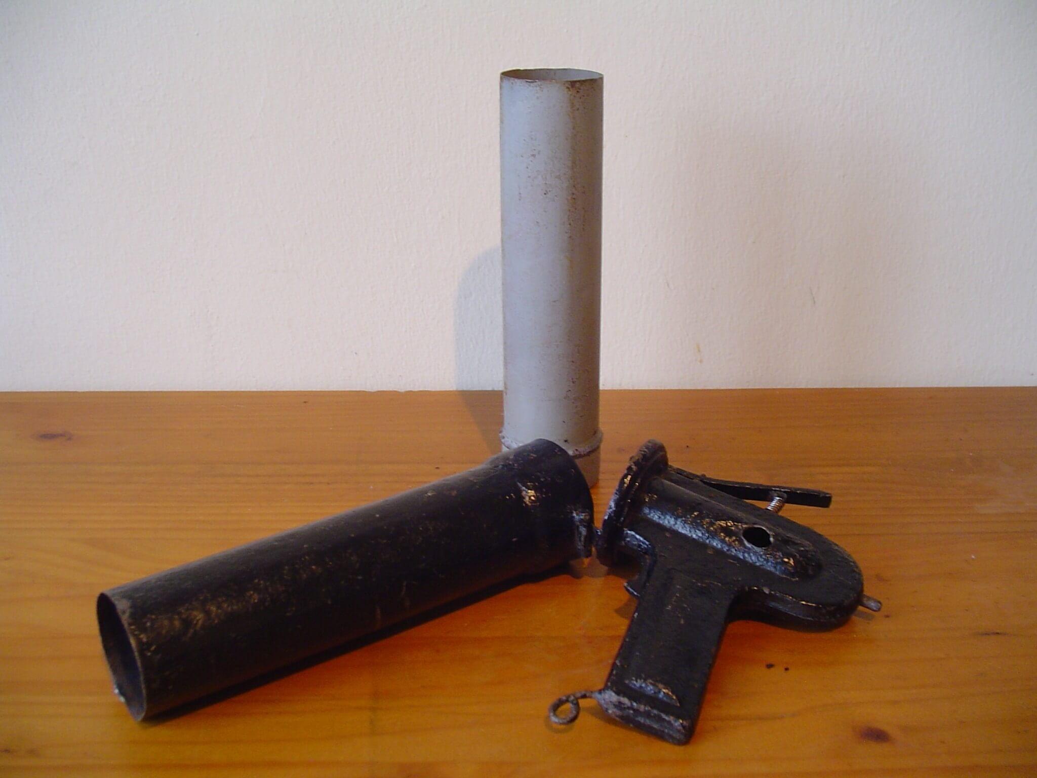 Nederlands seinpistool KNIL