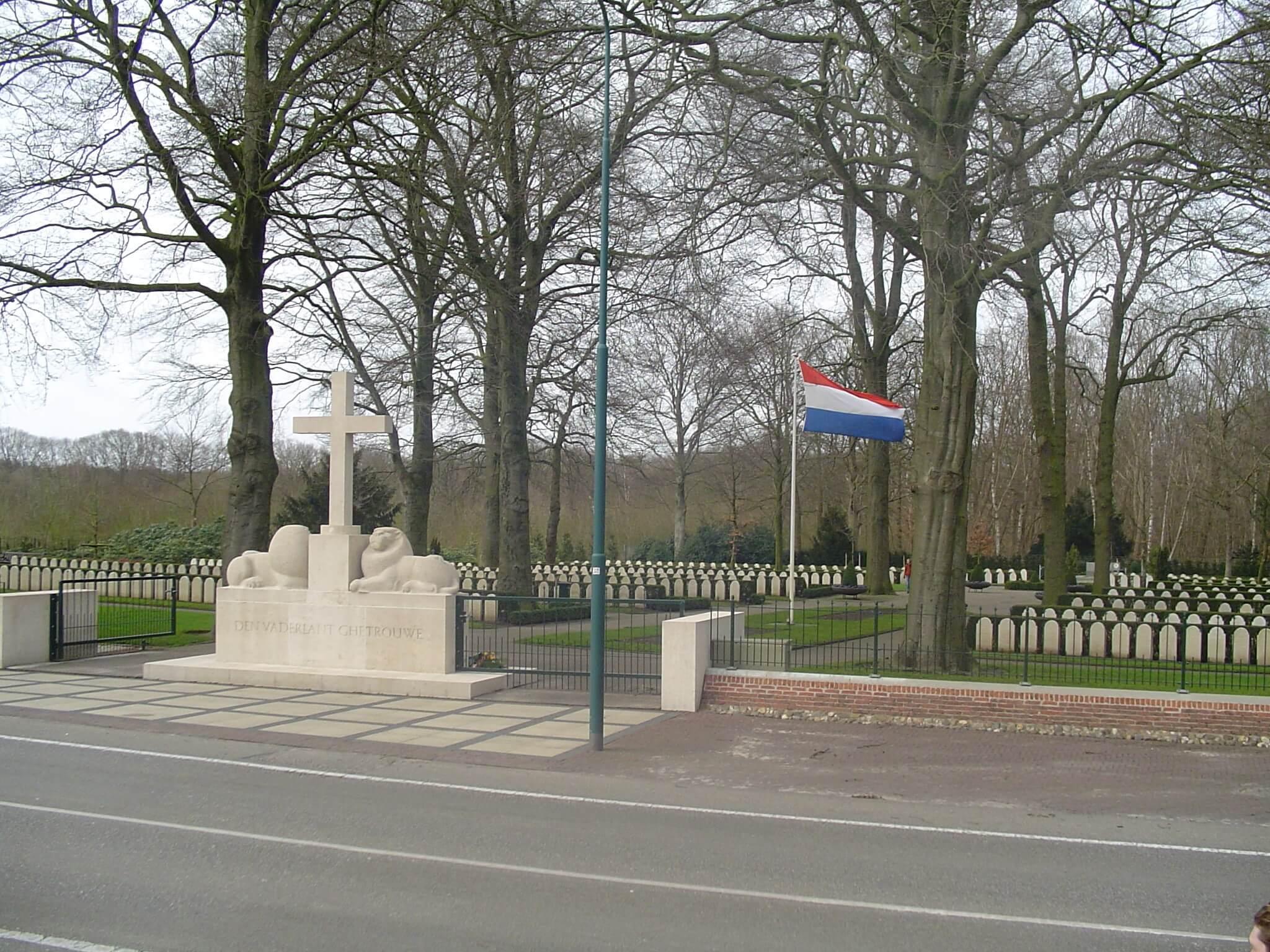 Militair ereveld Grebbeberg