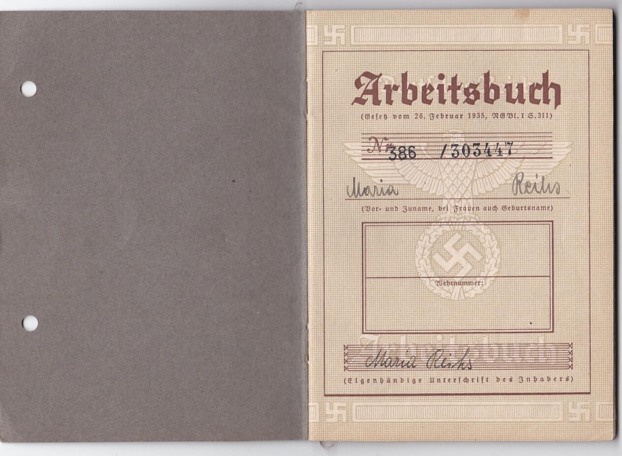 Arbeitsbuch wo2