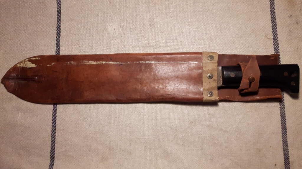 Canadese US machete 1945 Legitimus Collins & Co No. 1250 montreal