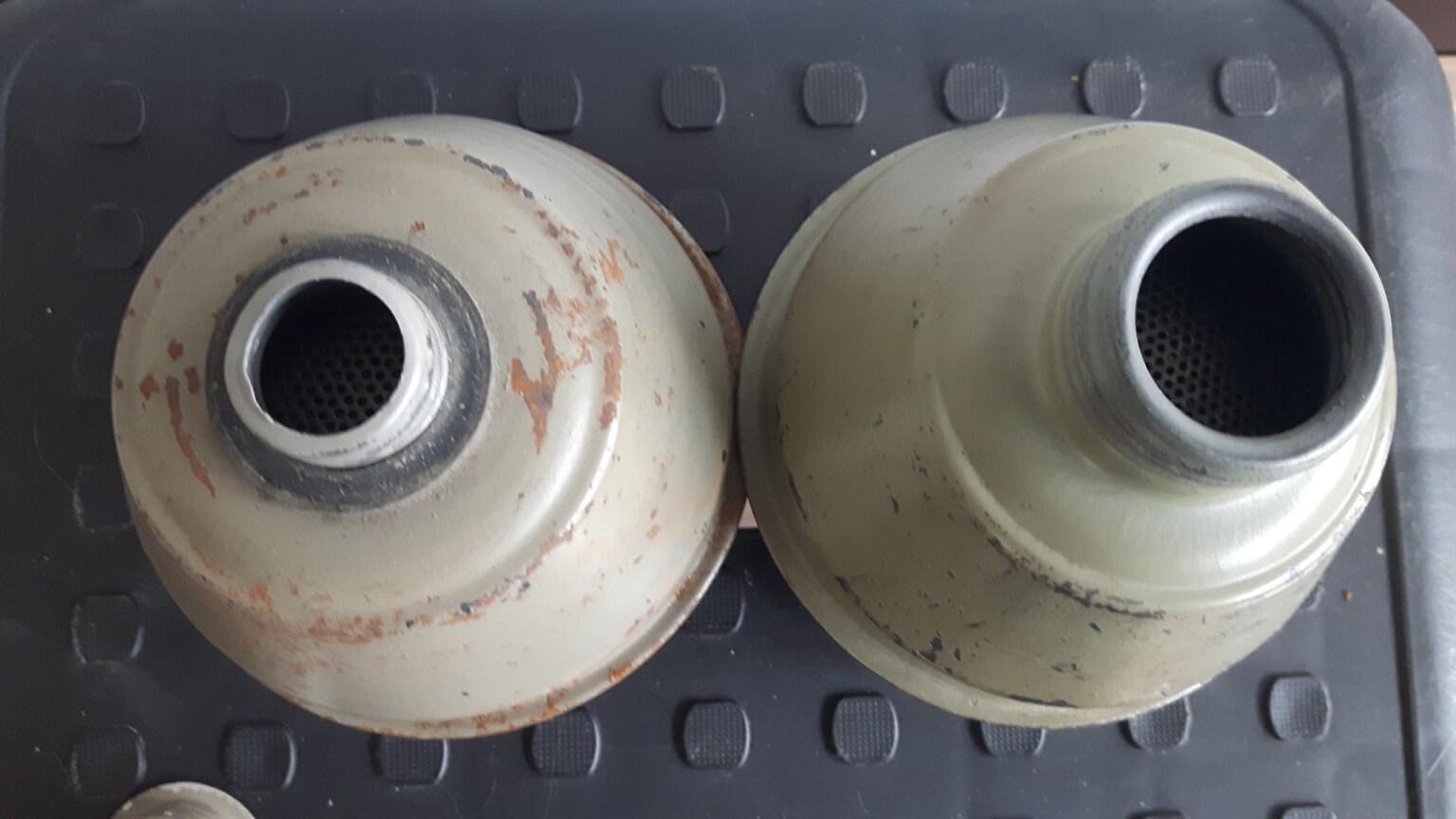 Kinder gasmasker filterbus L.702 Wo2