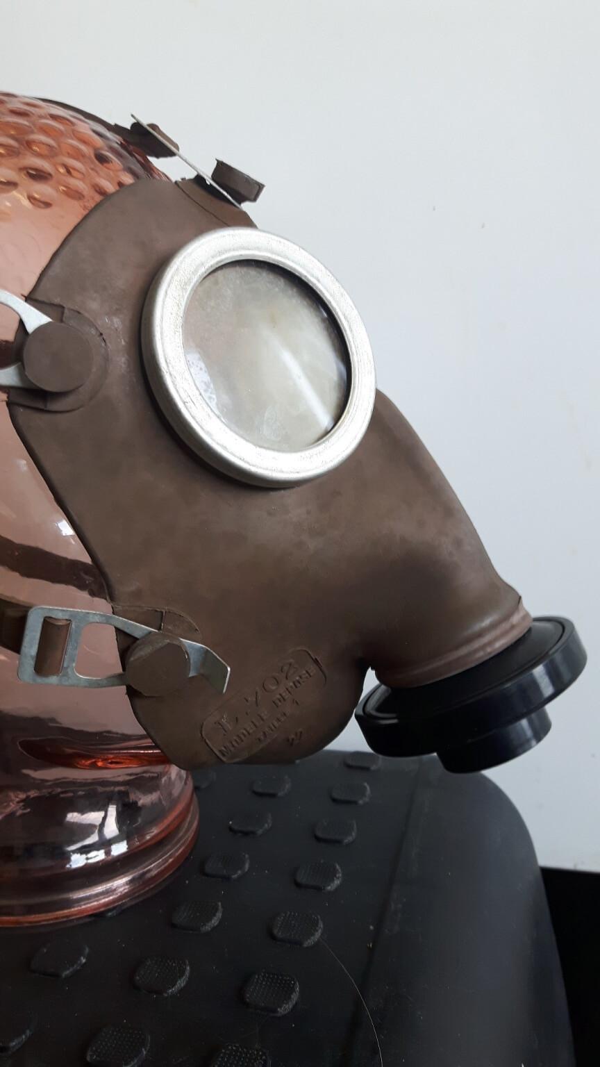 Kinder gasmasker L.702