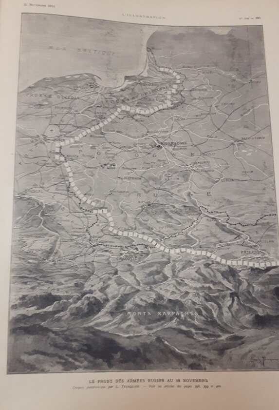 L'illustration eerste wereldoorlog