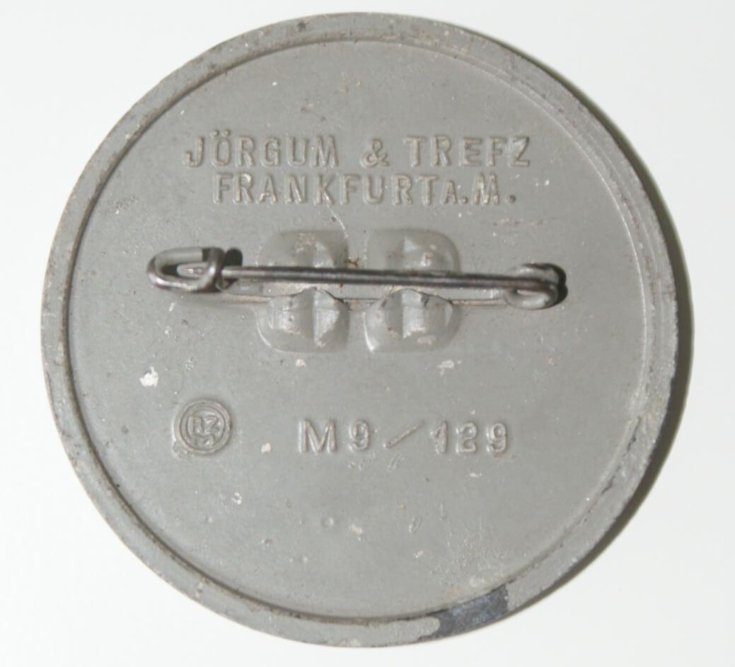 Parteitag 1936 jurgum & trefz tinnie