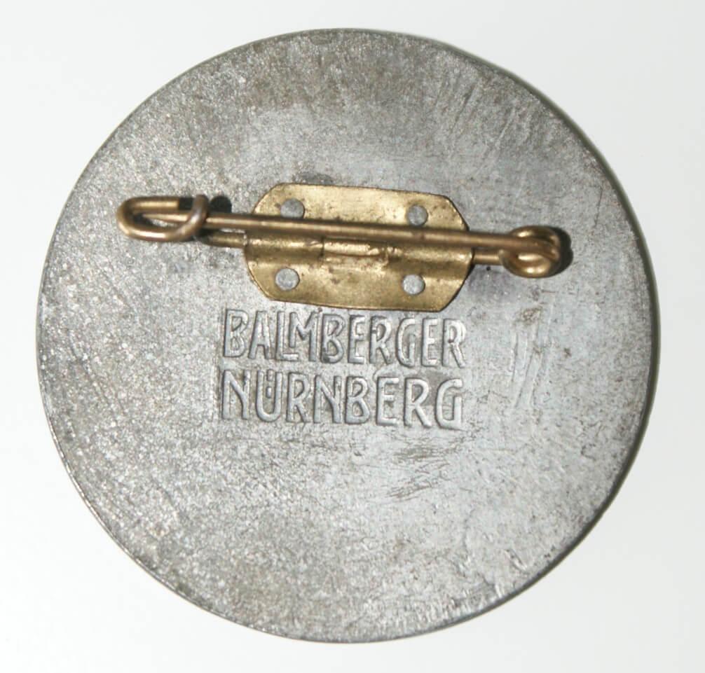 Parteitag 1939 Bamberger Nurnberg speld