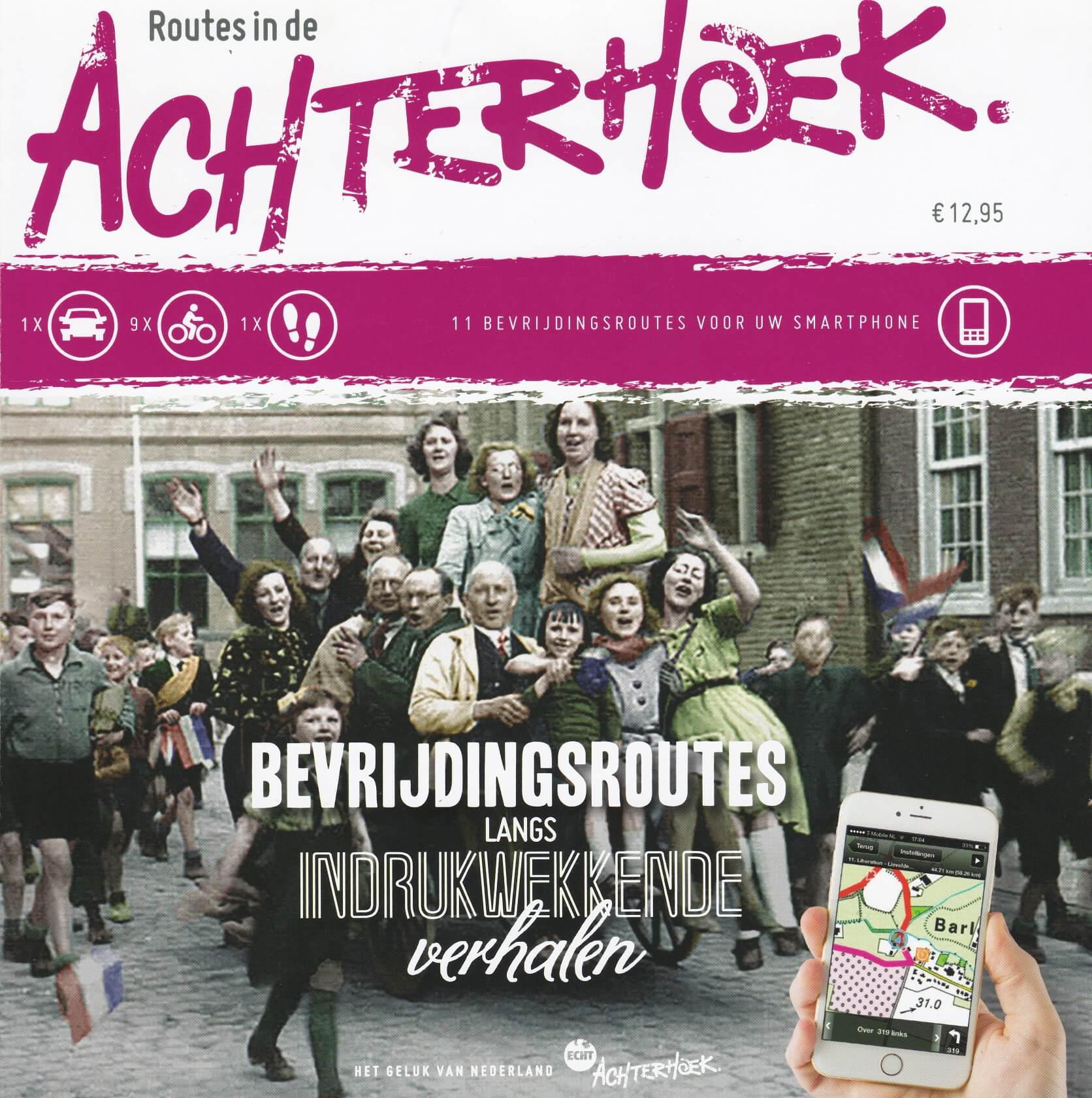 Routes in de Achterhoek