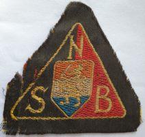 N.S.B. Mouwembleem